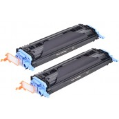 TonerGreen Cartridge 307 (9424A005AA) Black Compatible Printer Toner Cartridge Value Pack 2X